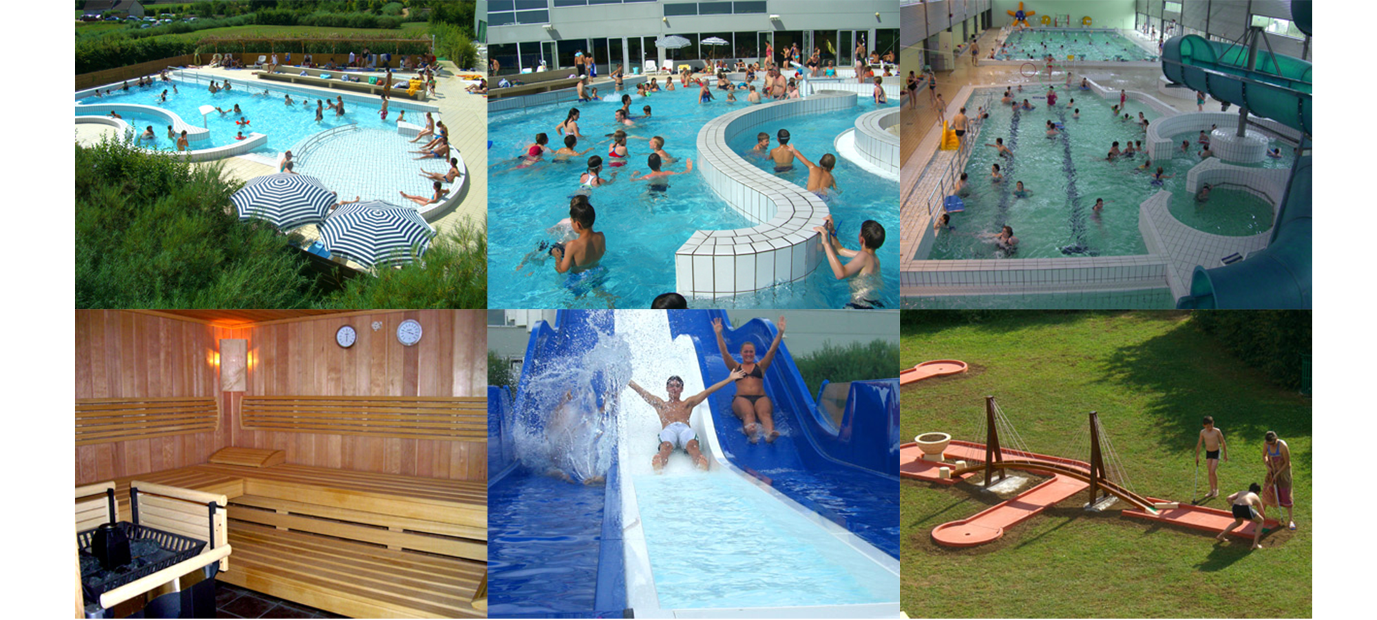camping piscines Indre